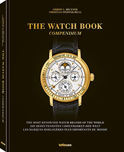 The watch book compendium par Gisbert Brunner