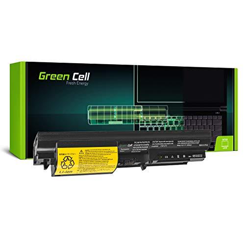 Green Cell Standard Serie 42T5225 Laptop Akku für Lenovo IBM ThinkPad T61 T400 R61 R61i R400 (4 Zellen 2200mAh 14.4V Schwarz) (Akku Für Lenovo T61 Laptop)