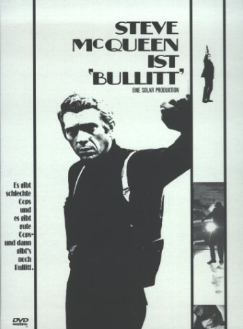 Warner Home Video - DVD Bullitt