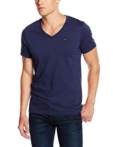 tommy-hilfiger-original-vn-knit-s-s-camiseta-para-hombre-color-black-iris-pt-talla-md