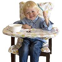 MAMAPED Tek Kullanımlık Mama Sandalyesi Oturak ve Masa Kılıfı - 10 Set