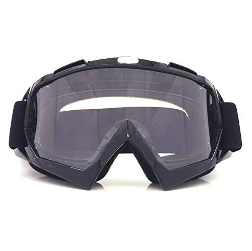 56b7873939 Beydodo Gafas de Esqui Gafas Hombre Retro Gafas de Moto Gafas de Hombre  Gafas de Protección