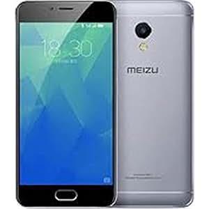 "Meizu M5s Dual SIM 4G 16GB Grey smartphone - smartphones (13.2 cm (5.2""), 1280 x 720 pixels, Flat, IPS, 1000:1, 16:9)"