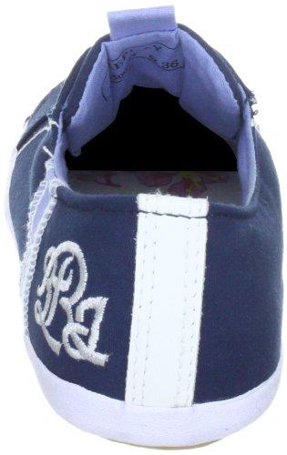 REPLAY Indira GBV15.C0002T, Baskets mode fille Bleu-TR-B1-137