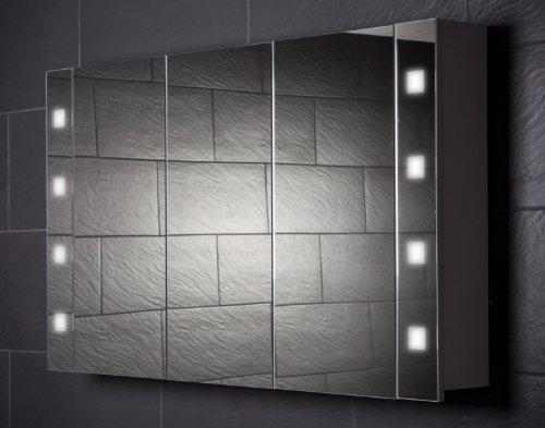 Spiegelschrank Cube 120 cm von Galdem Cube120