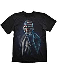 Payday 2 T-Shirt Rock On, XXL [import allemand]