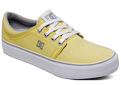 DC - Trase Tx J Shoe Bkw, Sneaker basse Donna Jaune - Yellow