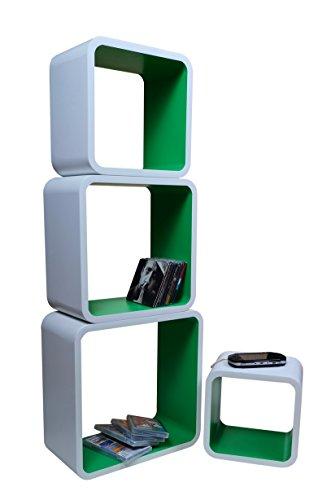 mensola-da-muro-libreria-scaffale-vari-colori-retro-cubi-moderno-lo02-bianco-verde