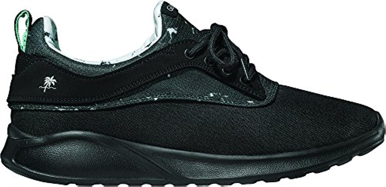 Globe - Zapatillas de tela, sintético para hombre negro negro