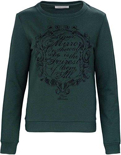 Pierre Balmain Sweat-Shirt, Couleur: Vert foncé, Taille: 42