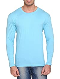 Colors & Blends - Men's 100% Cotton Long Sleeve T-Shirt