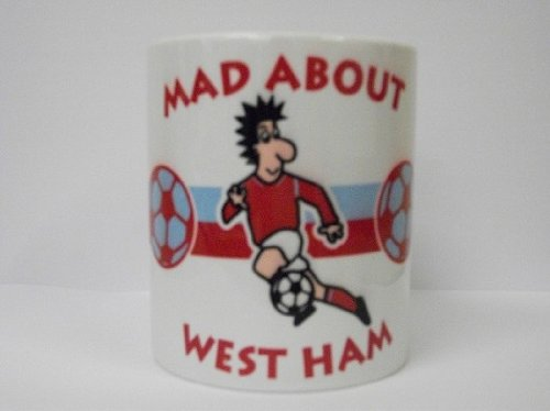 West Ham United Football mug/Cup Sports memorabilia