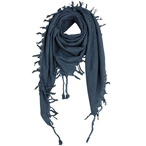 Superfreak Palituch - grau-blau - grau-blau - 100x100 cm - Pali Palästinenser Arafat Tuch - 100{77a41921e1a742da7aa88de33fc5fe6e02f90097deecf993c956ec8c5e61c5f9} Baumwolle