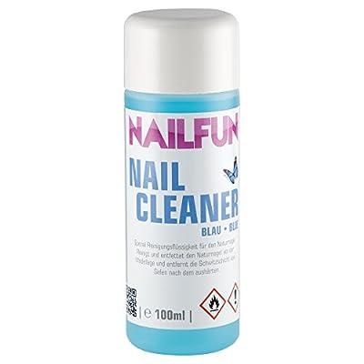 NAILFUN Nail-Cleaner blau [100ml]