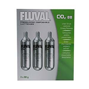 Hagen Fluval Co2 Patrone 88 g 3er Pack