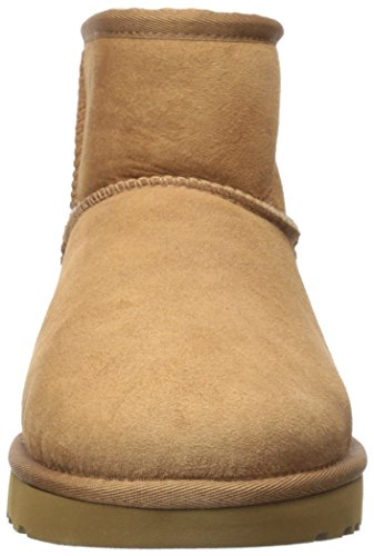 UGG Mini Braun Classic Damen Hohe Chestnut Sneakers r7w8rxq