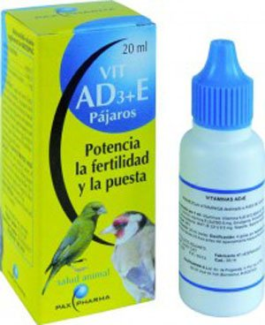 LAFI VITAMINA AD3E 20ML