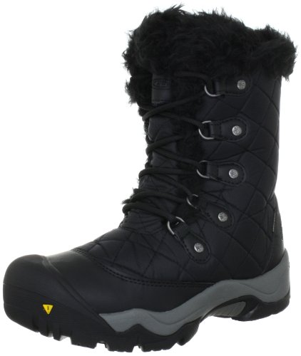 Keen Damen Sunriver High Boot W-Blac Snowboots Black