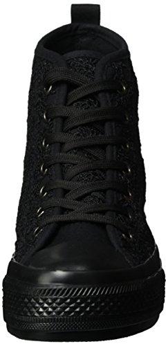 Fiorucci Fepa001, Sneaker Donna Nero (Nero)