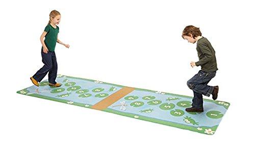 House Of Kids 12373-e3100x 300cm Double Hüppekästchen Giant Game -