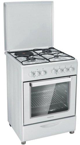 Rosieres RMC 6321 RB cuisinière - fours et cuisinières (Autonome, Electrique, Combiné, 220 - 240 V, 0 - 265 °C, 50/60 Hz)