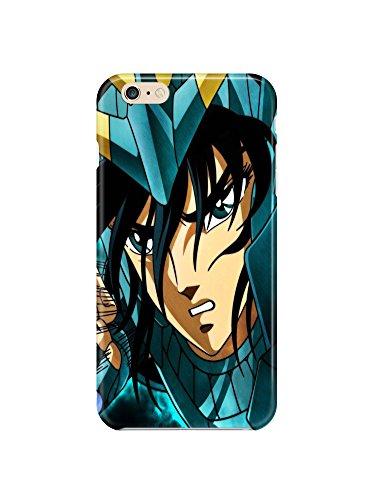 i6ps 0674Dragon Shiryu Saint Seiya Glossy Coque Étui Case Cover For iPhone 6Plus (5.5)