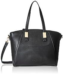 Caprese Paloma Women's Tote Bag (Black)