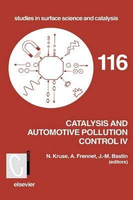 [(Catalysis and Automotive Pollution Control 1997 : Proceedings of the Fourth International Symposium (CAPoC4), Brussels, Belgium, April 9-11)] [Edited by N. Kruse ] published on (June, 1998)
