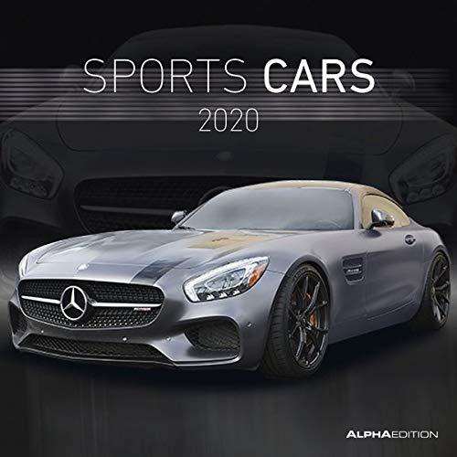 Sports Cars 2020 - Broschürenkalender (30 x 60 geöffnet) - Wandkalender - Sportwagen - Autokalender - Fahrzeuge - Wandplaner (Sport-auto-kalender)