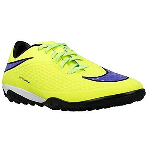 Nike Herren Hypervenom Phelon Tf Fußballschuhe Gelb