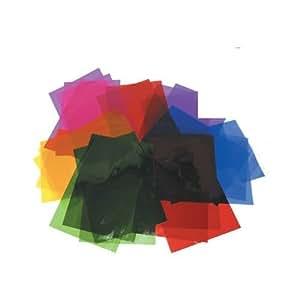 A4 Cellophane Clear Film  Sheets - 48pk