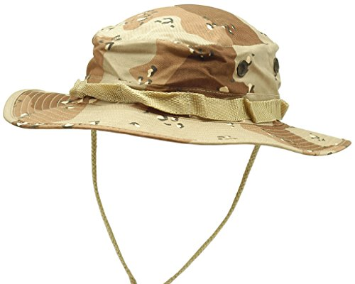 US army outdoor dschungelhut rip stop boonie a schlapphut en plusieurs couleurs et dimensions 6 Couleurs Desert
