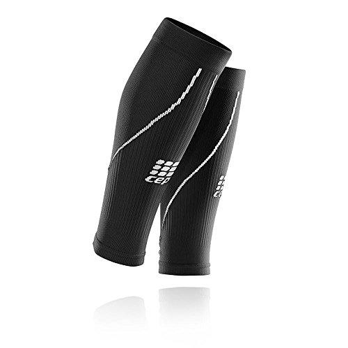 CEP - CALF SLEEVE 2.0 | Beinstulpen für Damen in schwarz | Größe IV | Beinlinge für exakte Wadenkompression