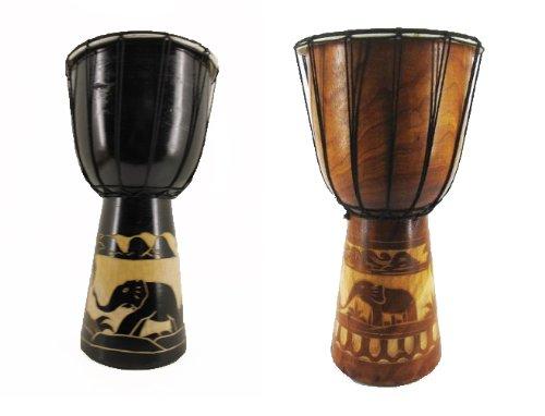 set-off-djembe-40-cm-2-pezzi-tamburi-bongo-elefante-per-bambini-good-sound-s4
