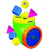 Tomy 6633 - Be Baby - Happy Shape Sorter