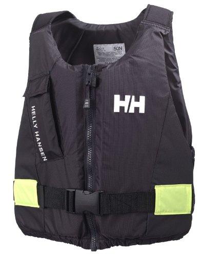 Helly Hansen Unisex Rettungsweste Rider, Ebony, 90+, 33820_980