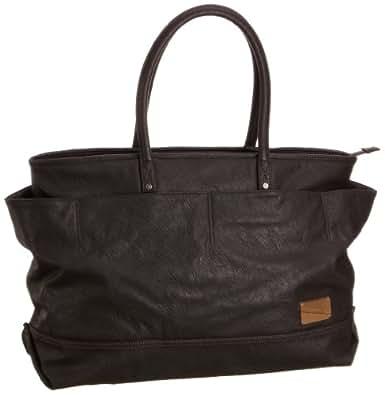 Diesel Men's Straight To The Core Shop Co Handbag Coffee Bean X01637PS250T2184