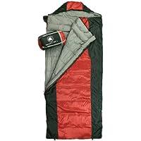10T Outdoor Equipment 10T Selawik 125L Saco de dormir de manta, Negro, Estándar