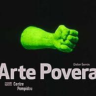 Arte Povera  par Didier Semin