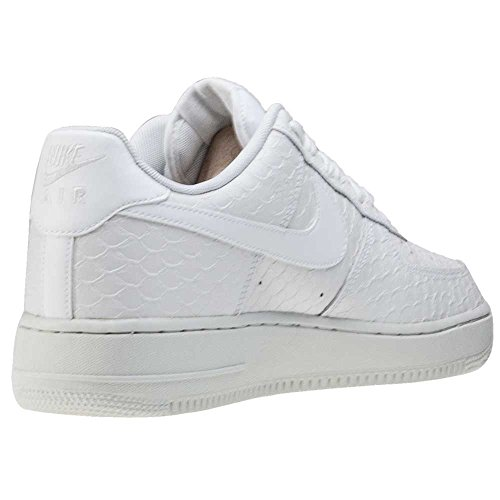 Nike Air Force 1 '07 Lv8 Herren Sneakers Blanco (white/summit white-summit white)