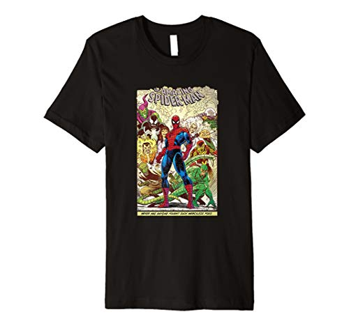pider-Man Comic T-Shirt ()