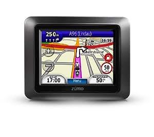 Garmin pour 220Europe pour moto GPS (8,9cm (3,5pouces) Écran, étanche IPX de 7, Bluetooth, Text-to-Speech)