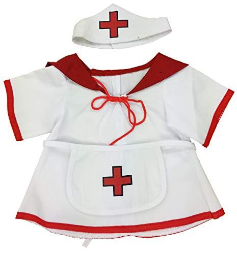Stuffems Toy Shop Krankenschwester Outfit paßt die meist 14