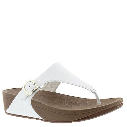 Fitflop The Skinny Damen Sandalen Blau White