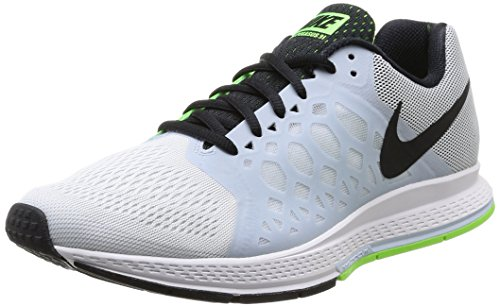 Nike Zoom Pegasus 31, Chaussures de running homme Gris (Pure Platinum/Black-White-Wolf Grey 013)