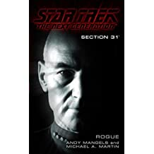 Rogue: Section 31 (Star Trek: The Next Generation Book 2) (English Edition)