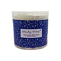 Study Time EDU823117 R J Gray Bucket 20 Pavement Chalk, White