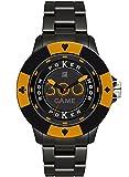 Light Time Reloj Poker Negro
