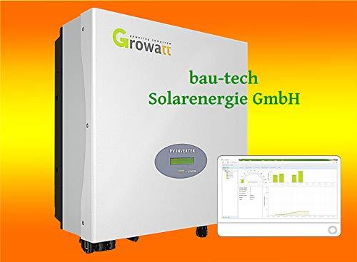Growatt 1000S Netz Wechselrichter auch Plug & Play von bau-tech Solarenergie GmbH
