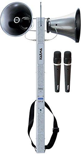 KARMA Processioniere con 2 radiomicrofoni BM 660-2RM